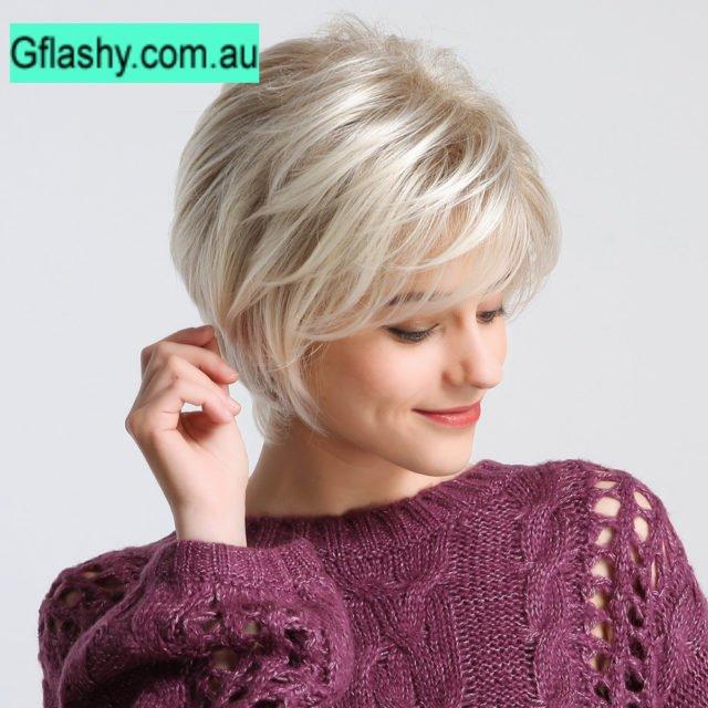 Inhair Cube Short Straight Synthetic Hair Wig 10